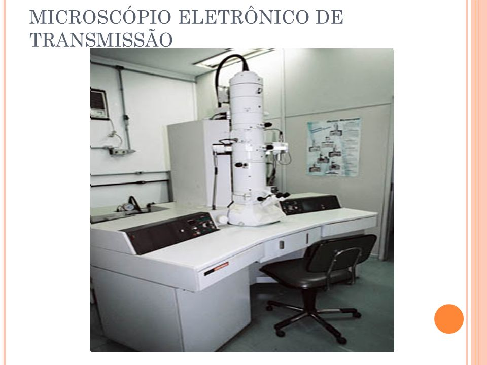 MICROSCÓPIO ELETRÔNICO DE TRANSMISSÃO