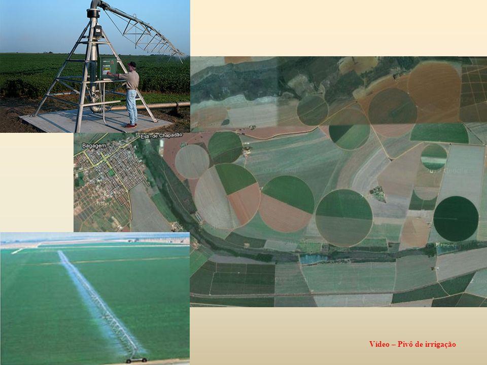 Vídeo – Pivô de irrigação