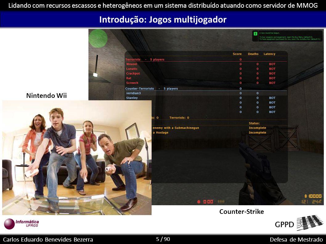 Introdução: Jogos multijogador