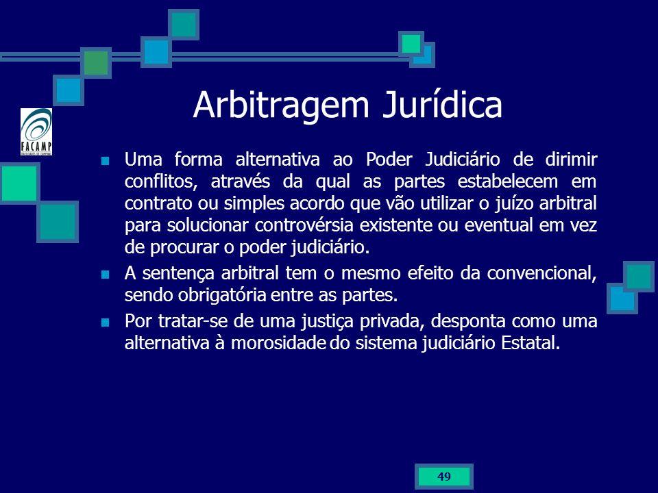 Arbitragem Jurídica