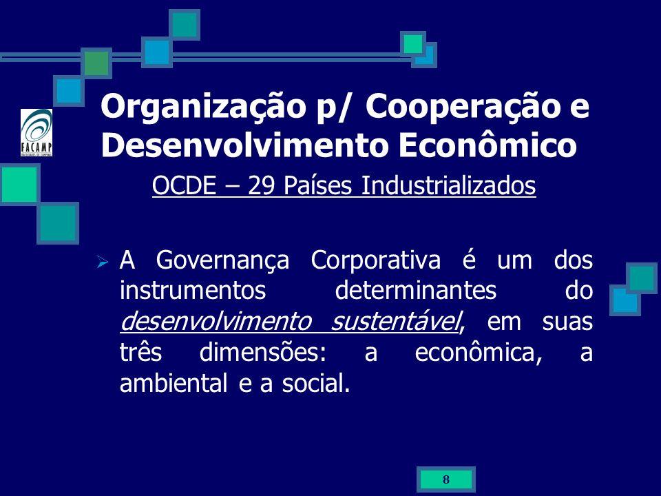 Organização p/ Cooperação e Desenvolvimento Econômico
