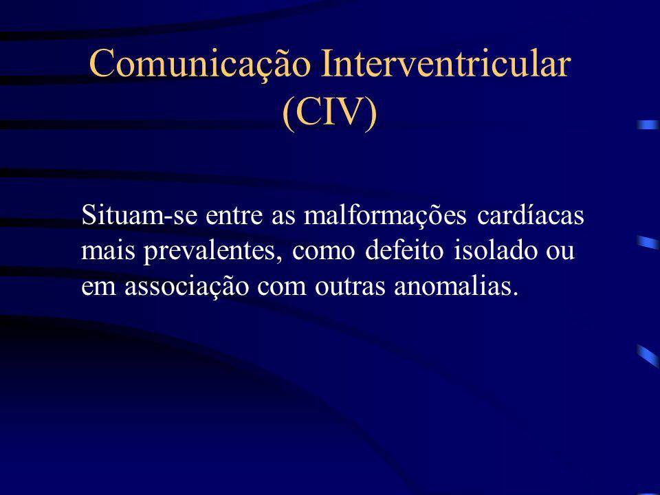 Comunicação Interventricular (CIV)