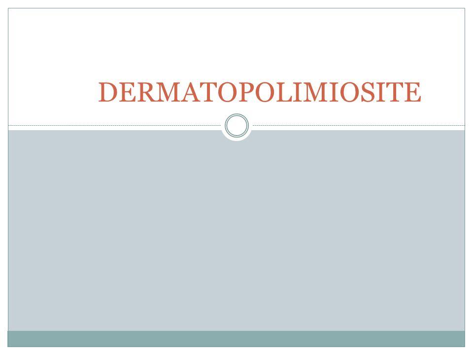 DERMATOPOLIMIOSITE
