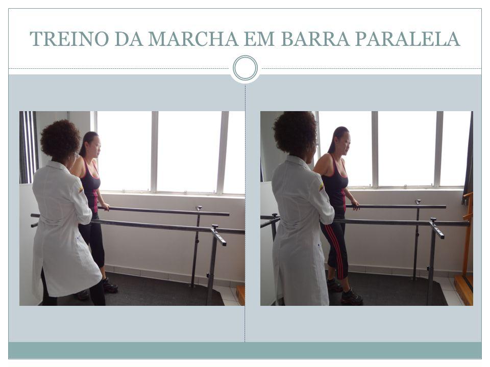 TREINO DA MARCHA EM BARRA PARALELA