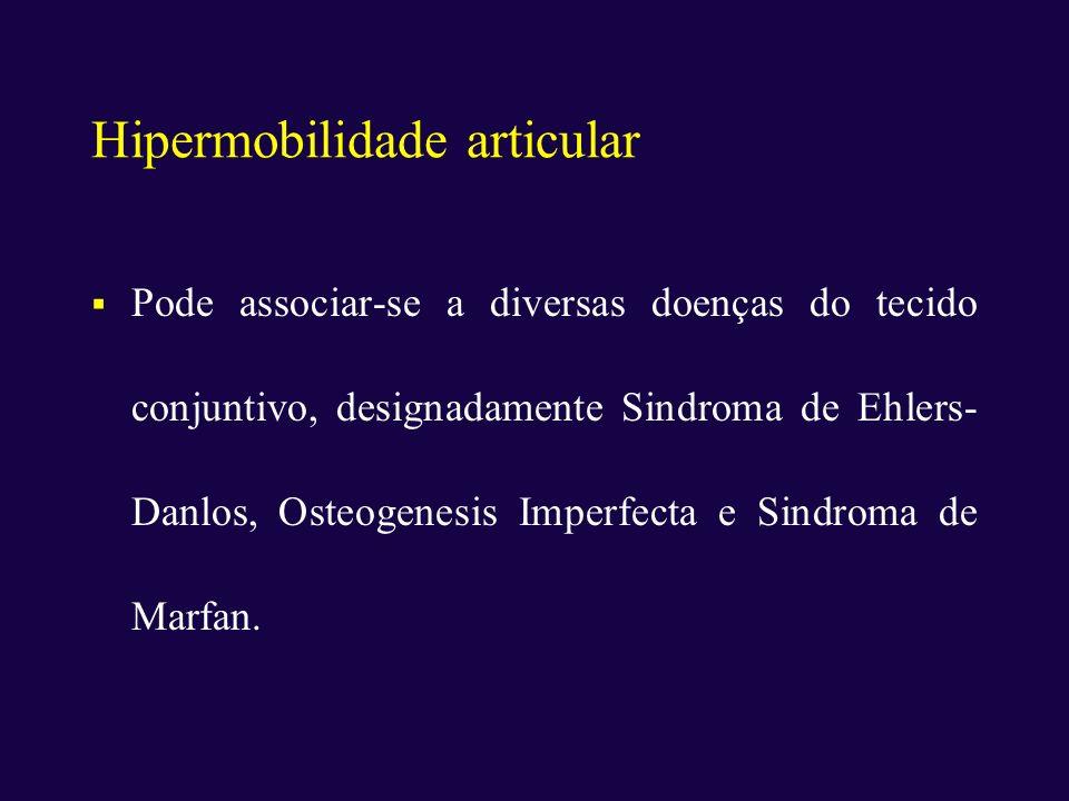 Hipermobilidade articular