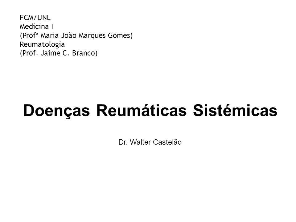 Doenças Reumáticas Sistémicas
