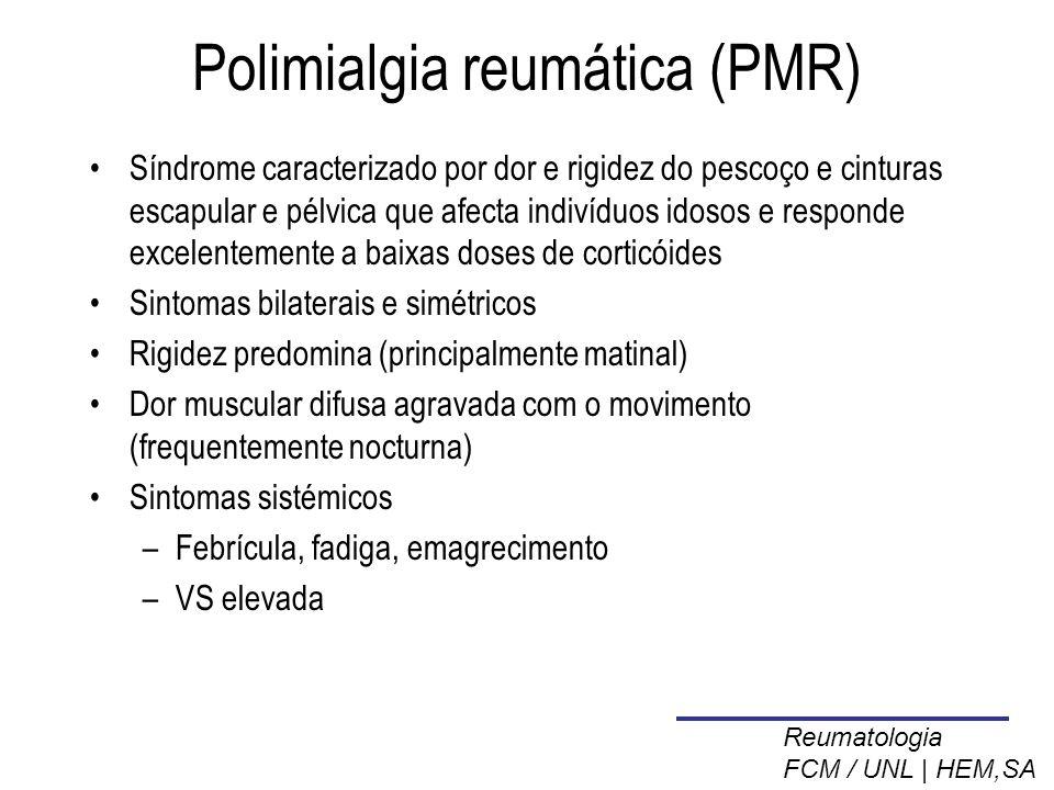Polimialgia reumática (PMR)