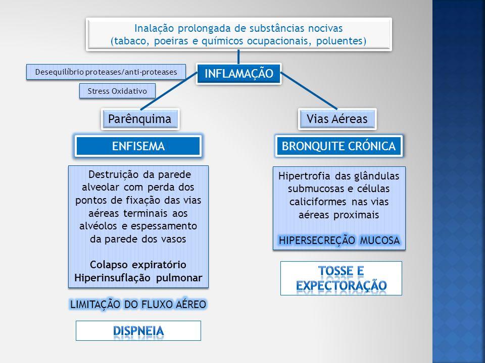 Hiperinsuflação pulmonar