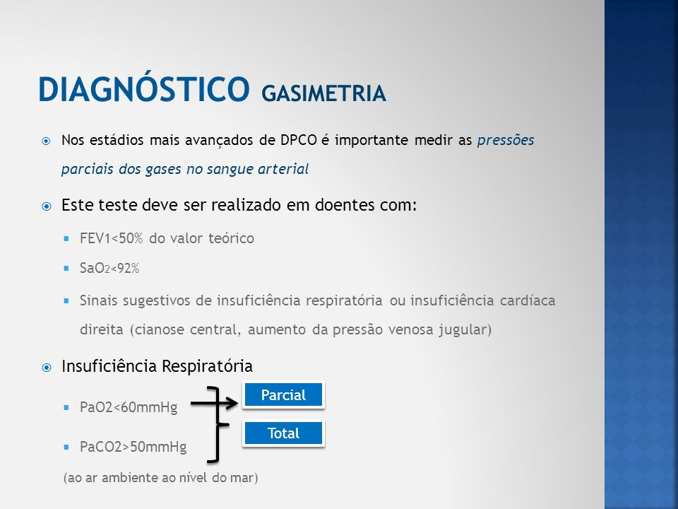 DIAGNÓSTICO GASIMETRIA