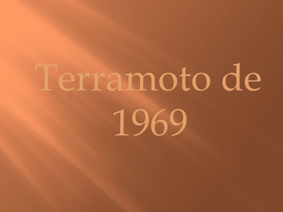 Terramoto de 1969