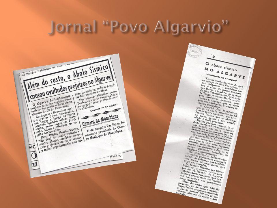 Jornal Povo Algarvio