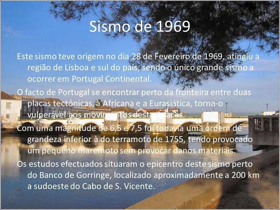 Sismo de 1969