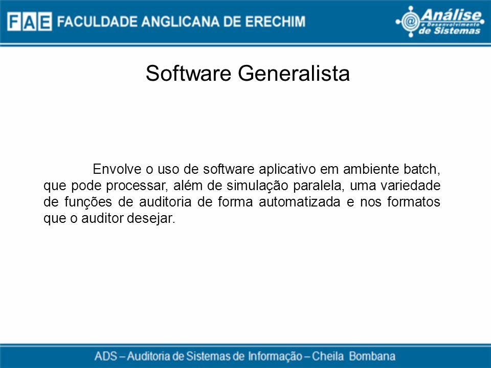 Software Generalista