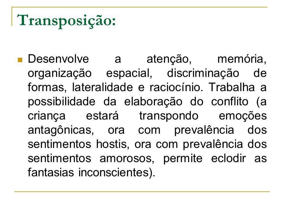 Transposição: