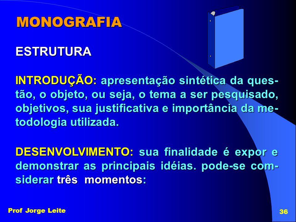 MONOGRAFIA ESTRUTURA.