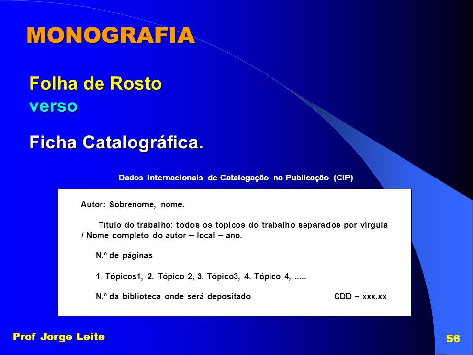 Dados Internacionais de Catalogação na Publicação (CIP)