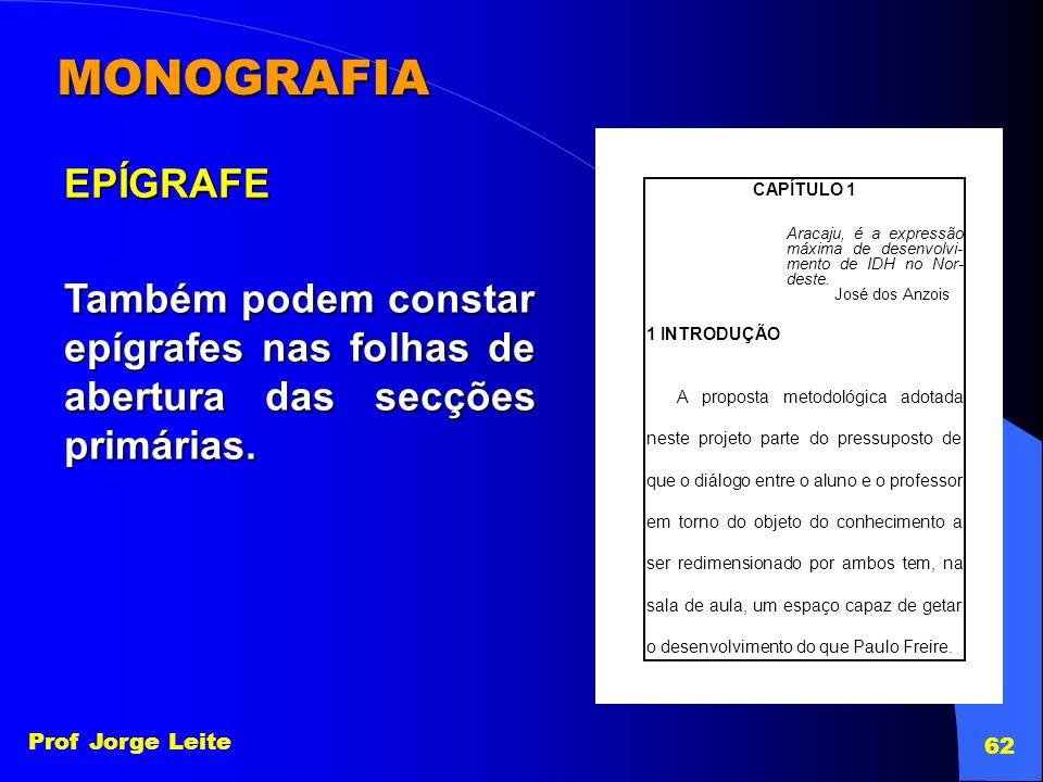 MONOGRAFIA CAPÍTULO 1. Aracaju, é a expressão máxima de desenvolvi-mento de IDH no Nor-deste. José dos Anzois.