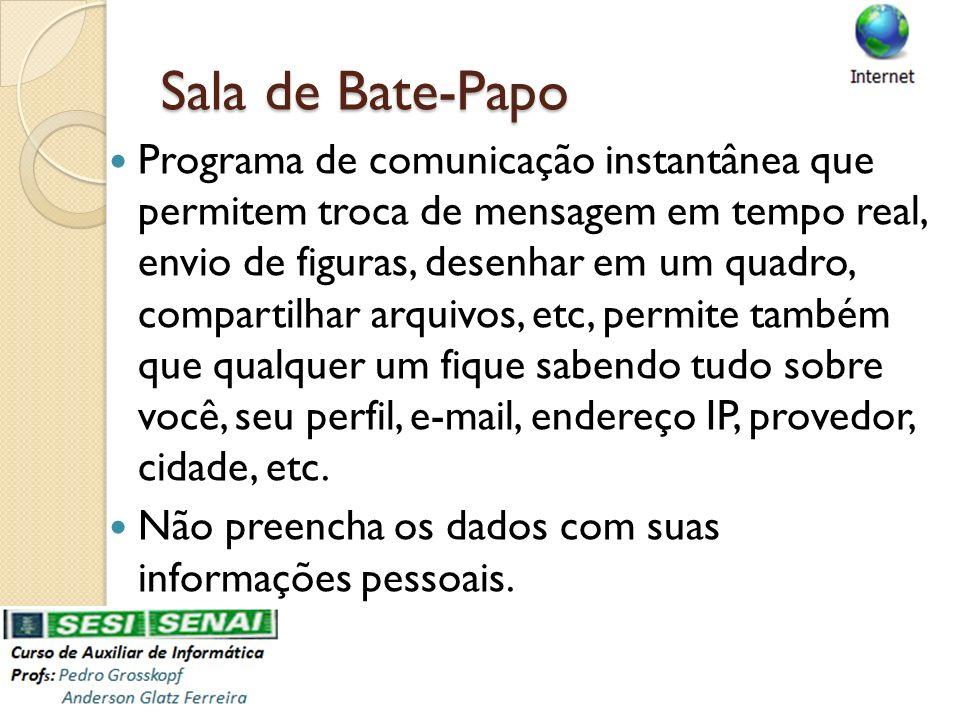 Sala de Bate-Papo