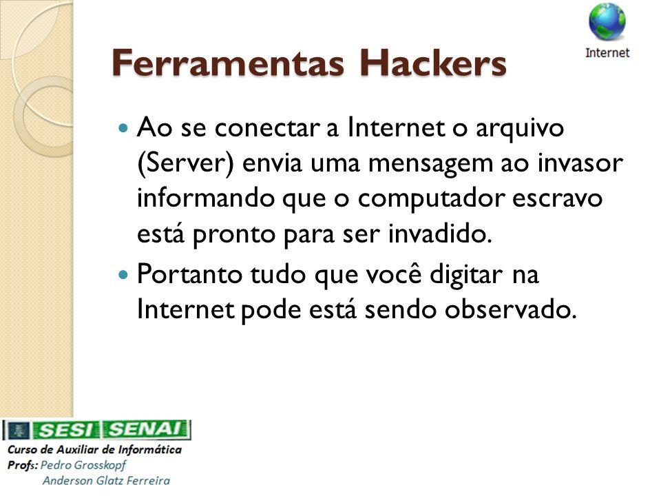 Ferramentas Hackers