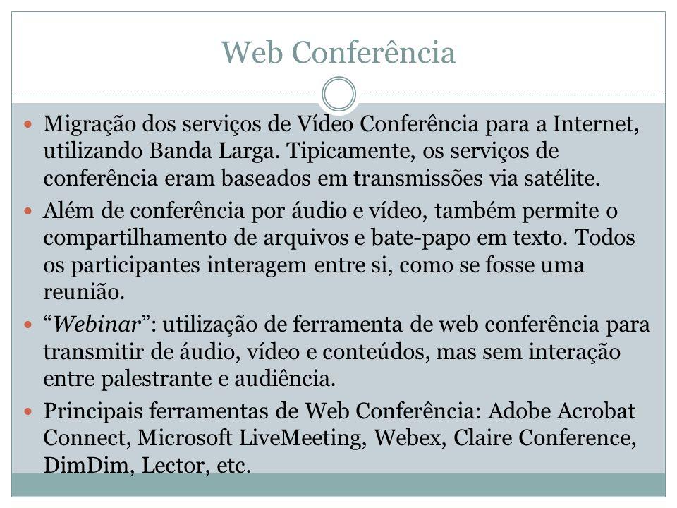 Web Conferência