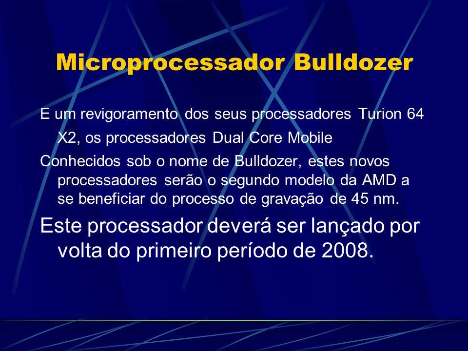 Microprocessador Bulldozer