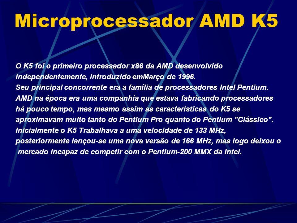 Microprocessador AMD K5