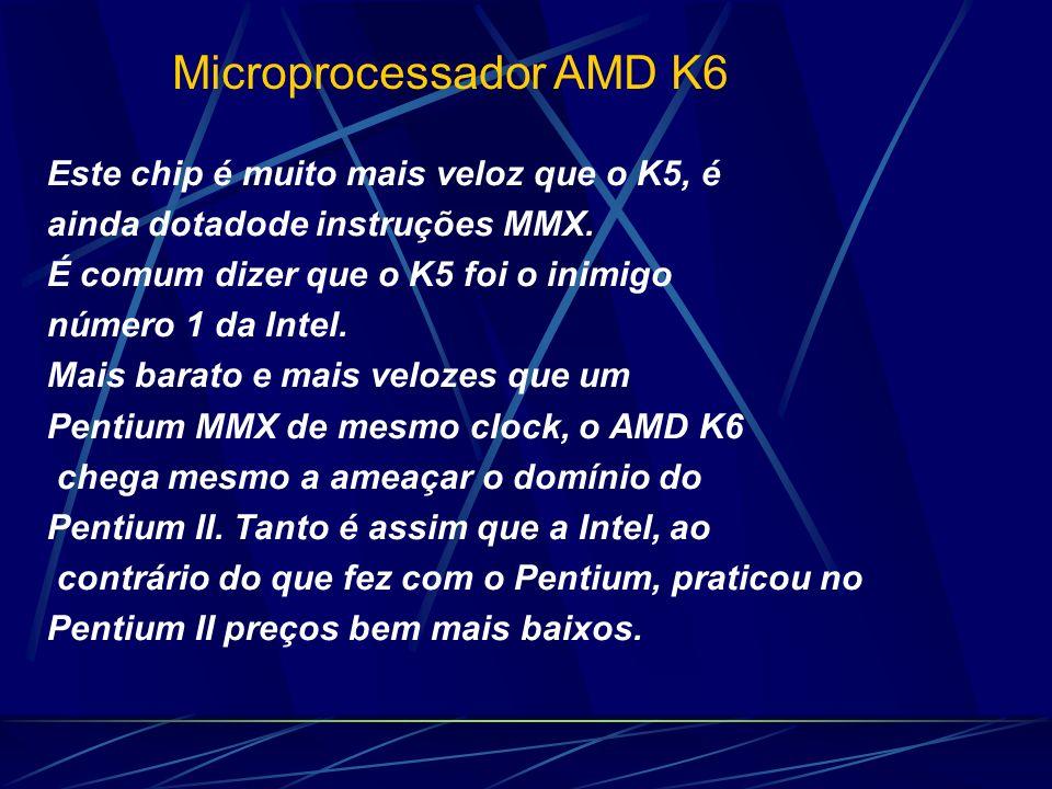 Microprocessador AMD K6