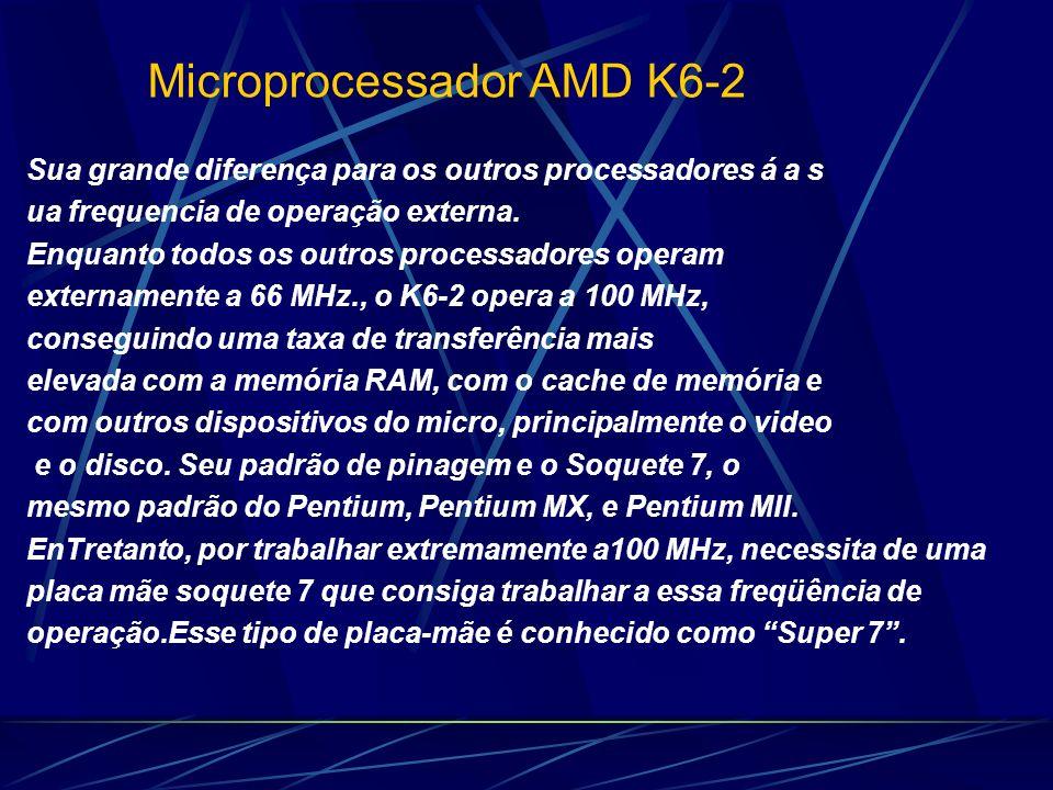 Microprocessador AMD K6-2