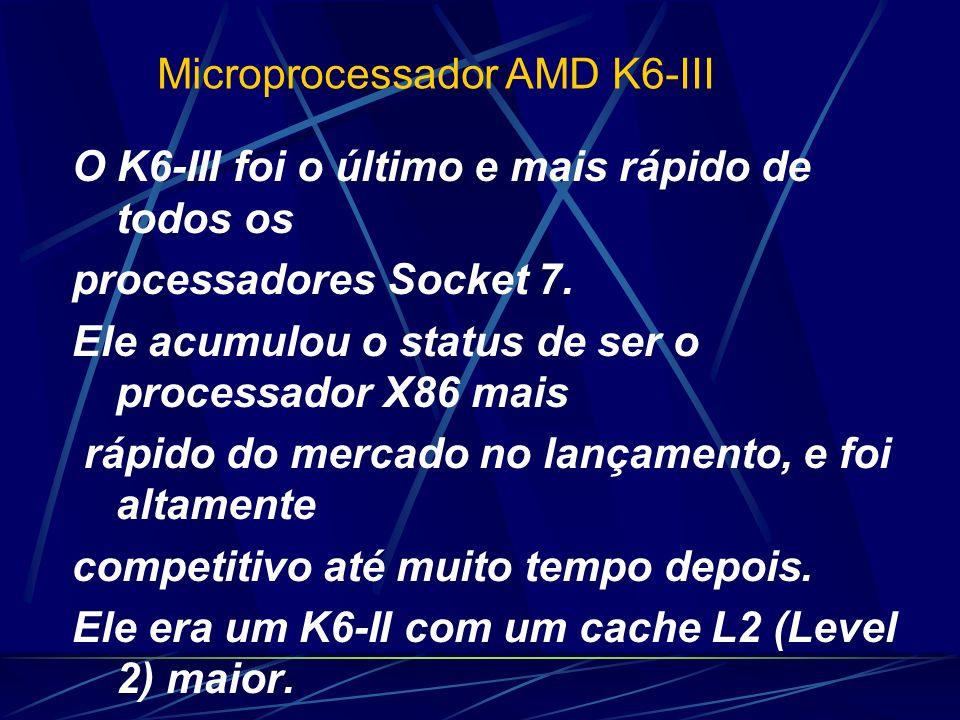Microprocessador AMD K6-III