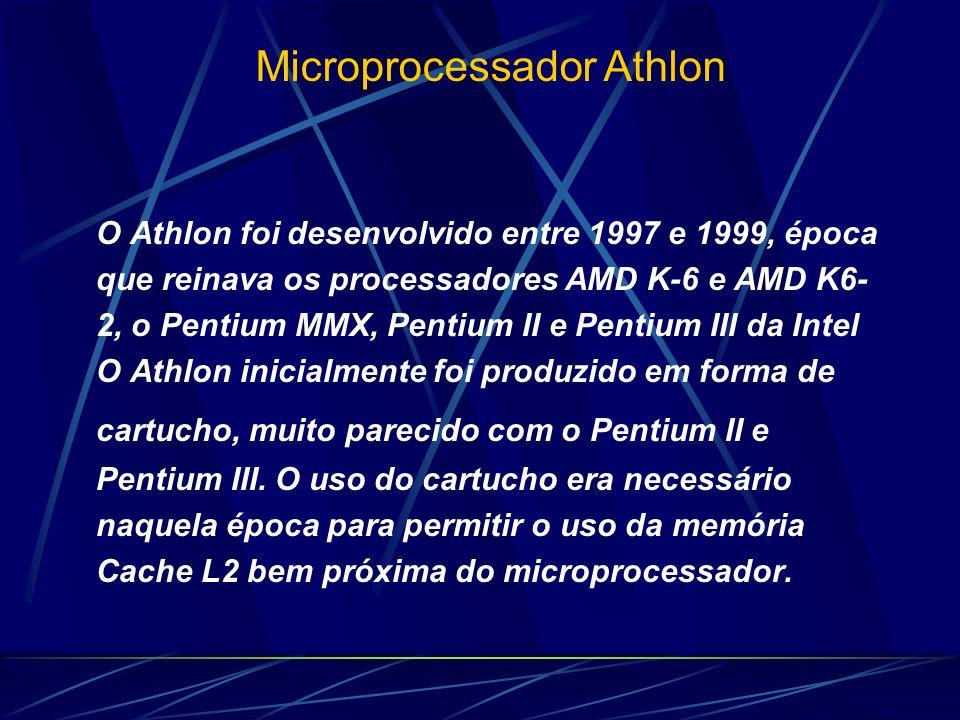 Microprocessador Athlon