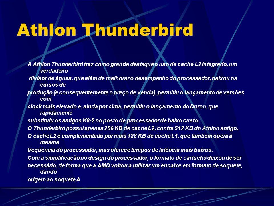 Athlon Thunderbird