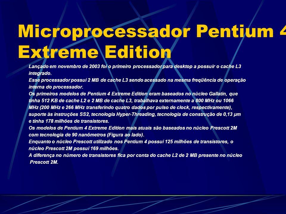 Microprocessador Pentium 4 Extreme Edition