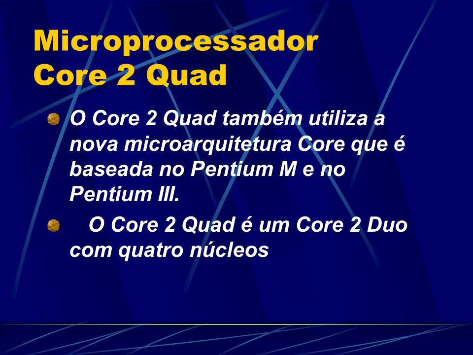 Microprocessador Core 2 Quad
