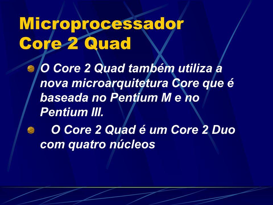 Microprocessador Core 2 Quad
