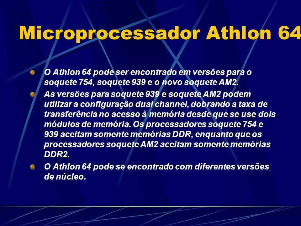 Microprocessador Athlon 64