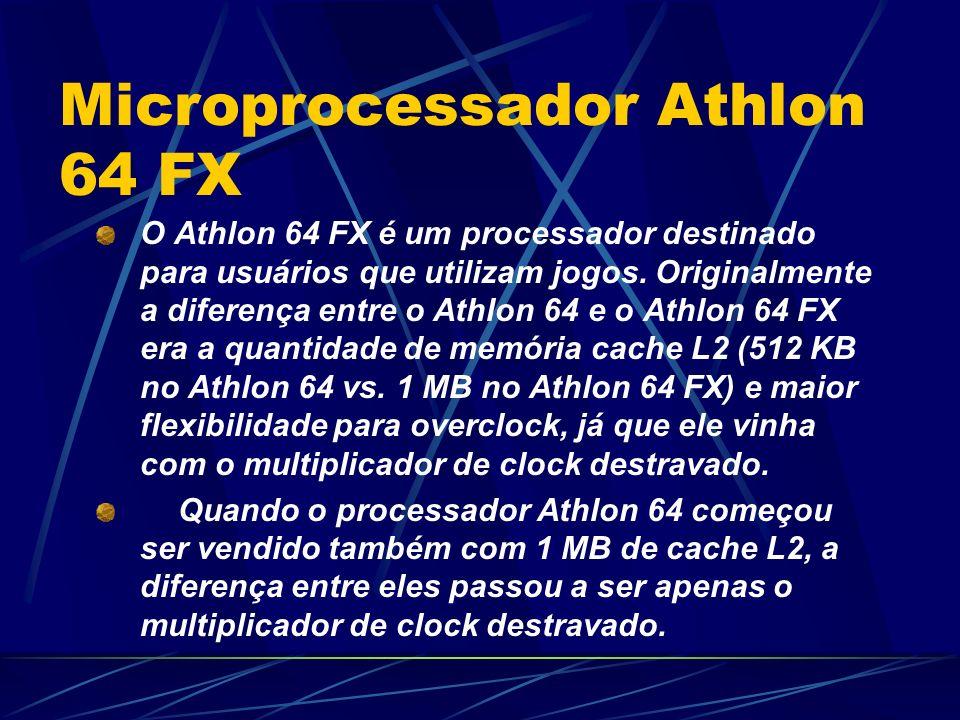 Microprocessador Athlon 64 FX