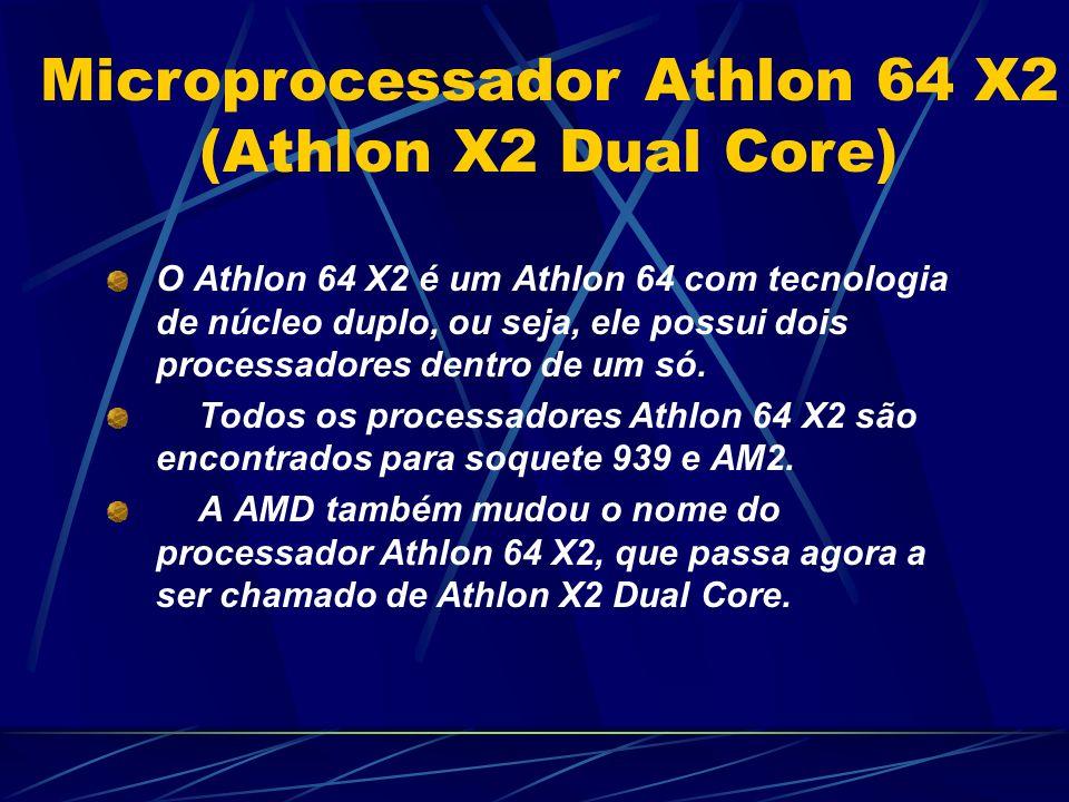 Microprocessador Athlon 64 X2