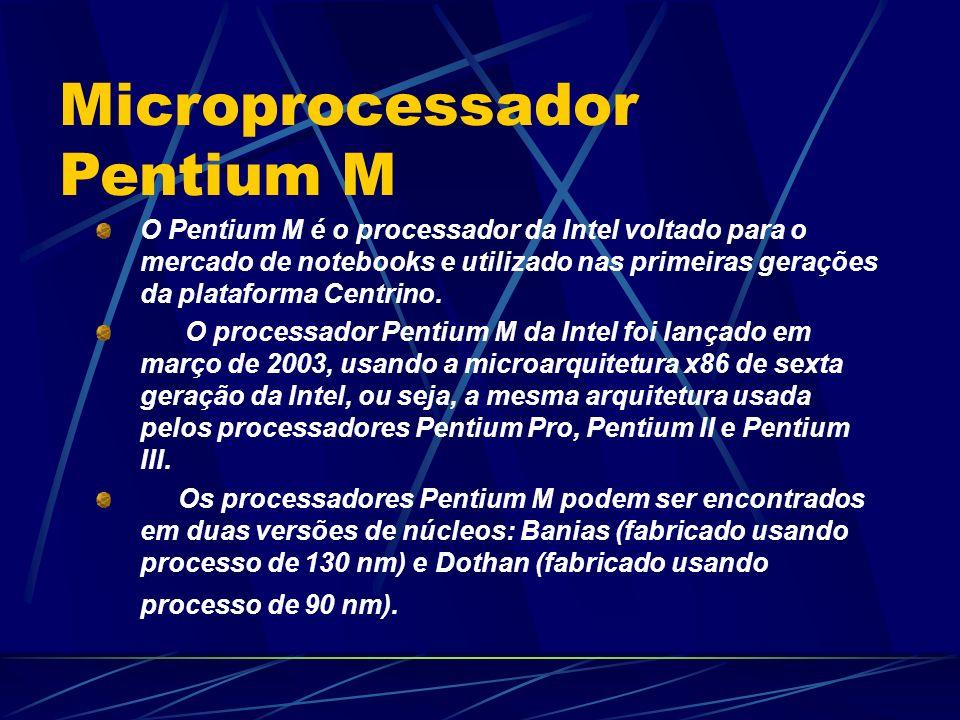 Microprocessador Pentium M