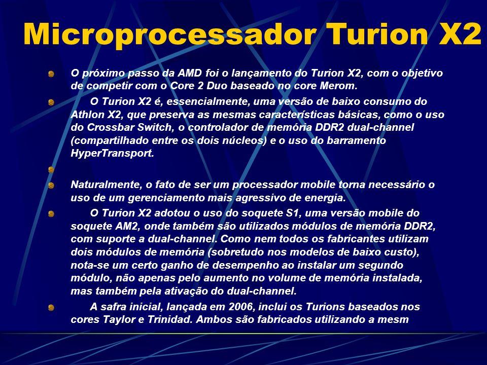 Microprocessador Turion X2