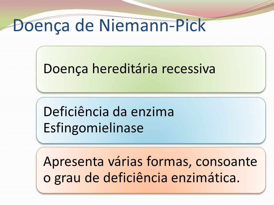 Doença de Niemann-Pick