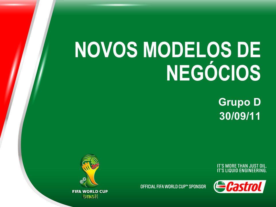 NOVOS MODELOS DE NEGÓCIOS