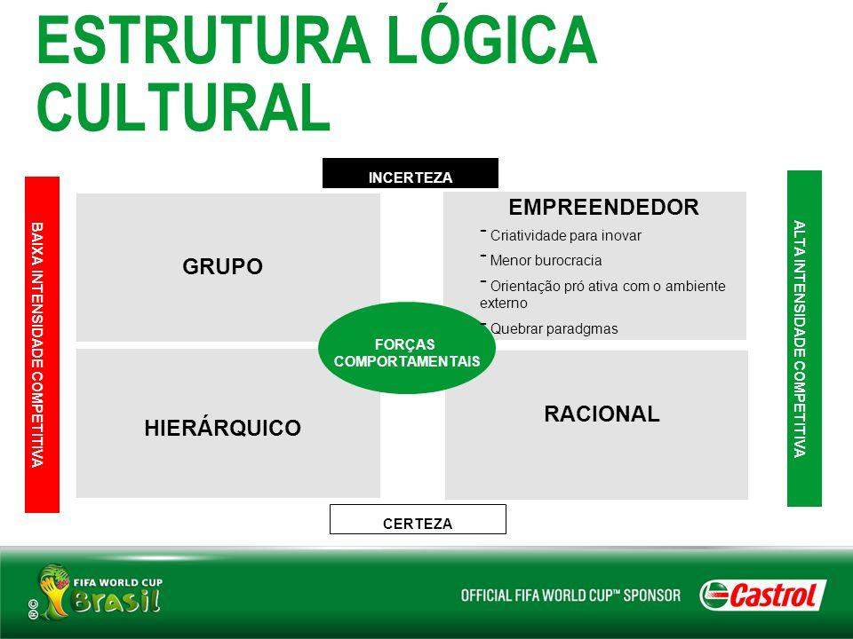 ESTRUTURA LÓGICA CULTURAL