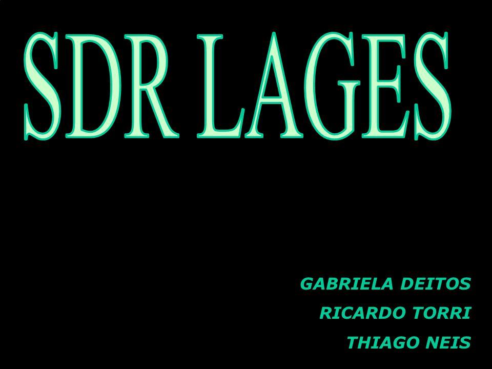 SDR LAGES GABRIELA DEITOS RICARDO TORRI THIAGO NEIS