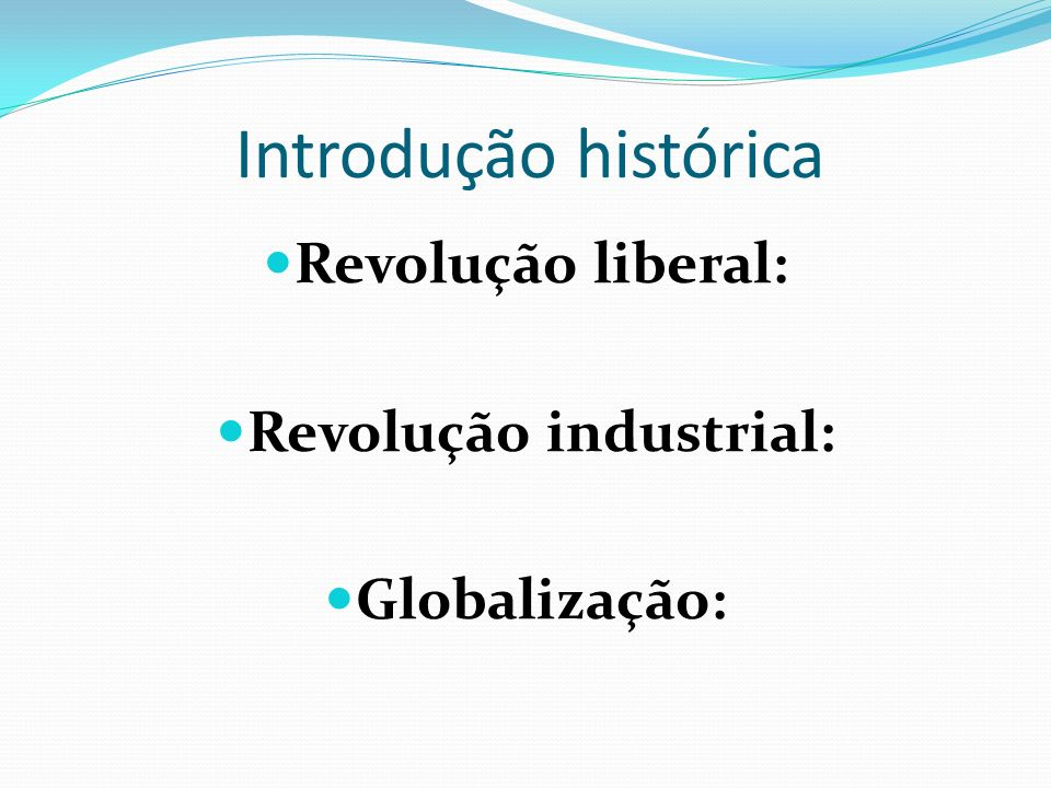 Revolução industrial: