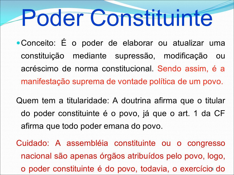 Poder Constituinte