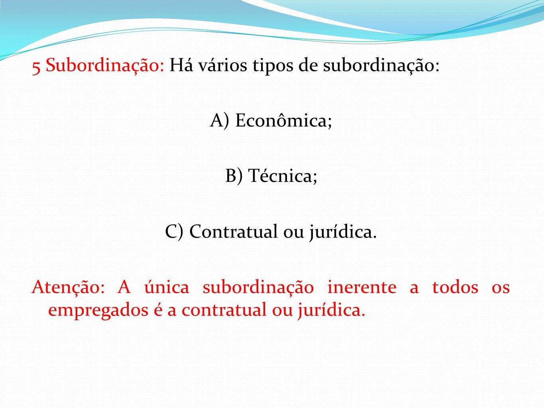 C) Contratual ou jurídica.