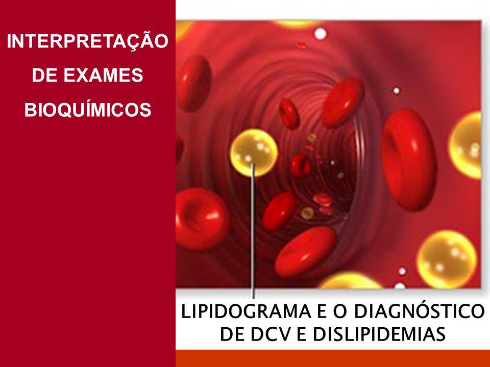 INTERPRETAÇÃO DE EXAMES BIOQUÍMICOS