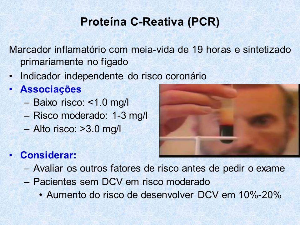 Proteína C-Reativa (PCR)