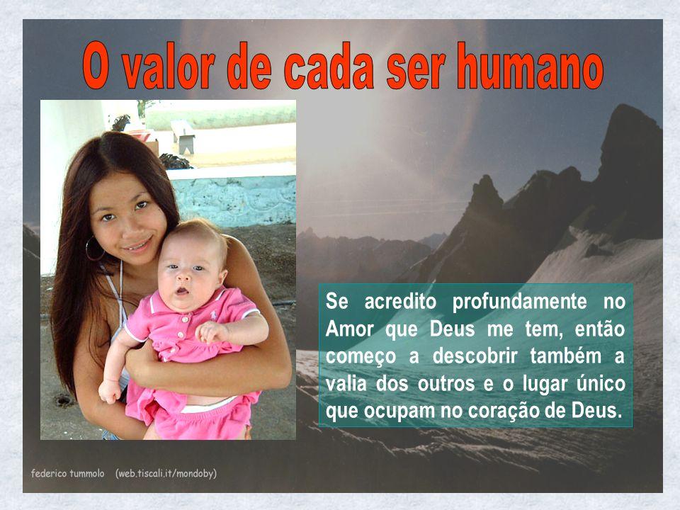 O valor de cada ser humano