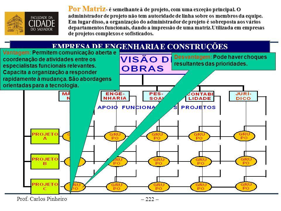 EMPRESA DE ENGENHARIA E CONSTRUÇÕES